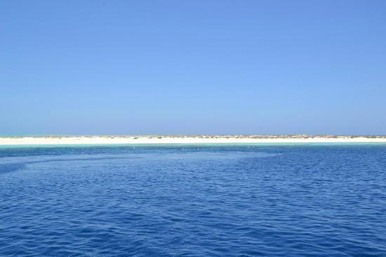 Sharm El Luli: SPIAGGIA