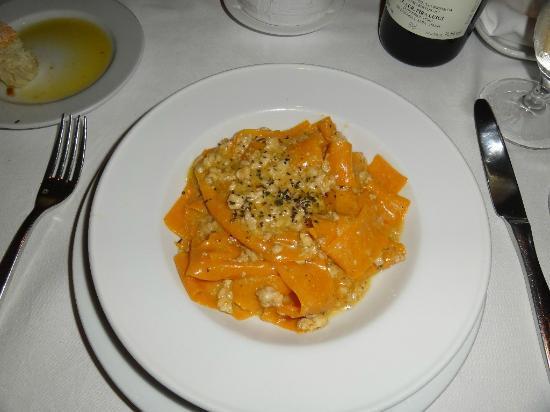 Tosca Restaurant: Rabbit Pappardelle
