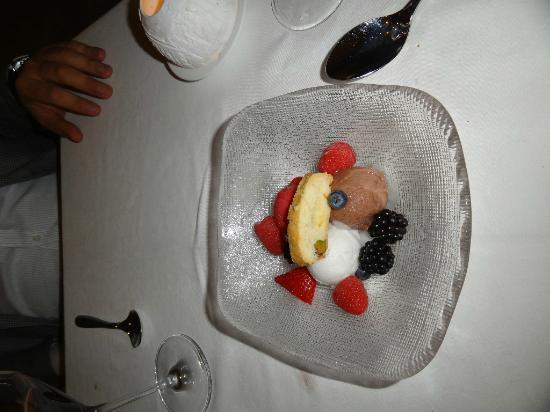 Tosca Restaurant: Sorbet