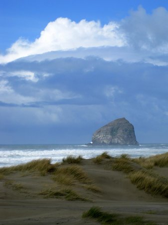 Pacific City, OR: Dunes and Haystack Rock - Bob Straub State Park