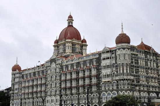 The Taj Mahal Palace : the Taj Hotel