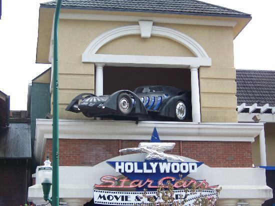 hollywood star cars museum star car museum