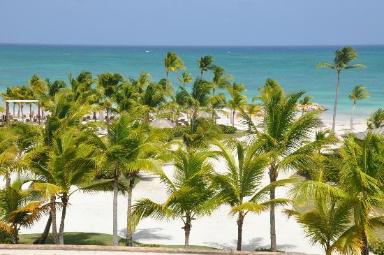 Sanctuary Cap Cana by Playa Hotels & Resorts: View from our terrace.