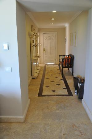 Sanctuary Cap Cana by AlSol: Entrance to the room at the Junior Suite Ocean View room.