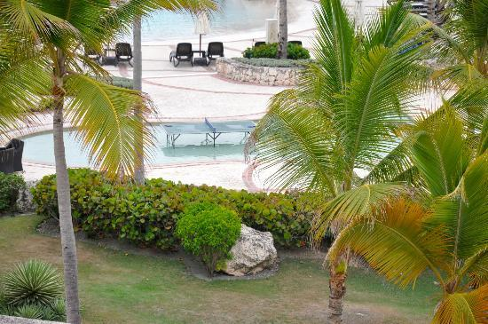 Sanctuary Cap Cana by Playa Hotels & Resorts: View from our room at the Junior Suite.