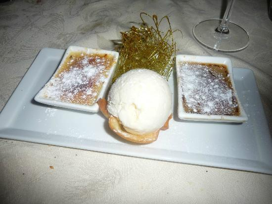 The Landings St. Lucia: Creme brulee