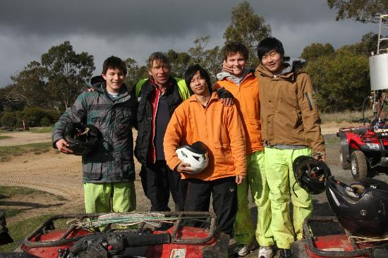 Grampians Quad Bike Adventures