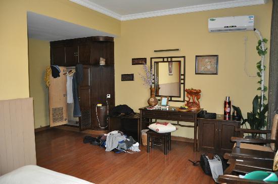 Hidden Dragon Villa: The room