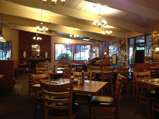 Dining Area Picture Of El Rancho Steak House San Jose