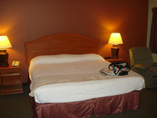 Hotel Glenwood Springs: King size