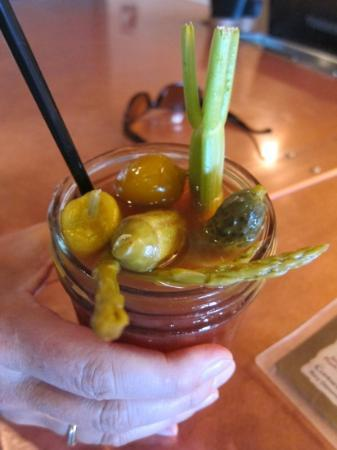Peach Street Distillers: best bloody mary ever