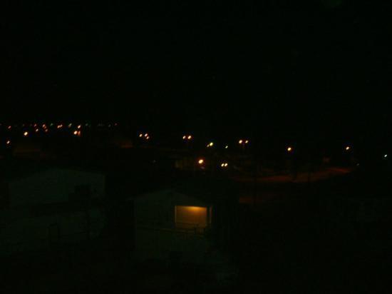 Mirador Hotel: Vista en la noche
