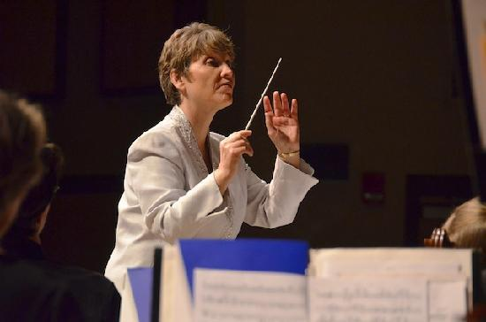 Northern Dutchess Symphony Orchestra: Kathleen Beckmann will conduct an opera performance on Oct. 21, 2012 at Rhinebeck HS Auditorium.