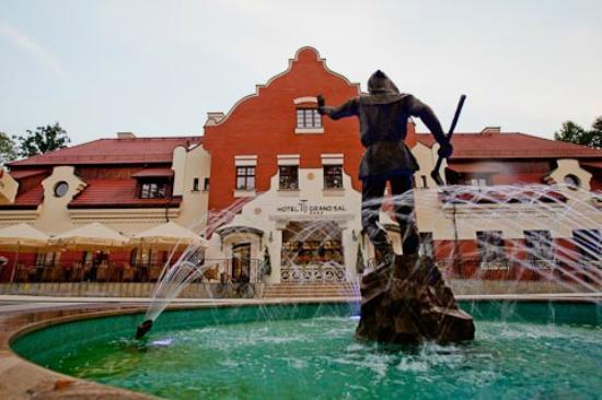 Grand Sal Hotel : Hotel