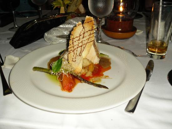 Grand Palladium Colonial Resort & Spa: Our wedding chicken dish