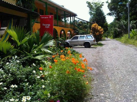 Cabinas Manzanillo: Suvenir ala par de las cabinas