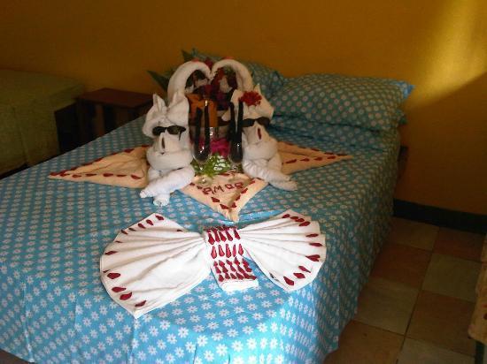 Cabinas Manzanillo: Boda