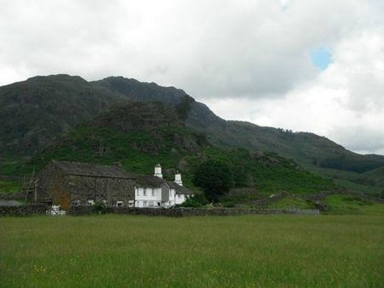 Fell Foot Farm: The farmhouse