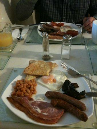 Fell Foot Farm: Delicious brekkie
