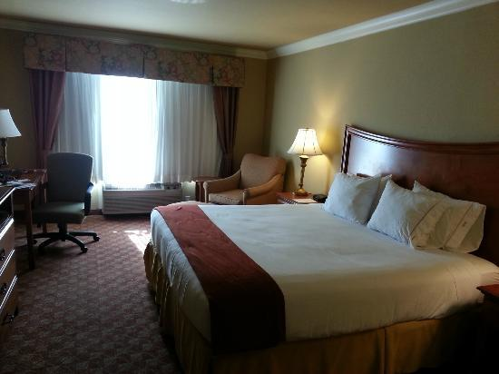 Holiday Inn Express Oakland Airport: RoomPic 1