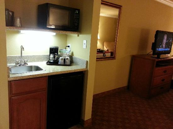 Holiday Inn Express Hotel & Suites: RoomPic2