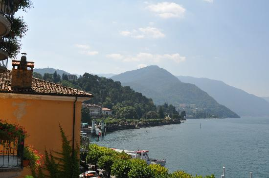 Hotel Du Lac: View from balcony