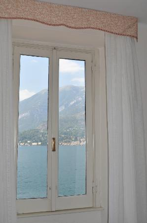 Hotel Du Lac: View from inside the room