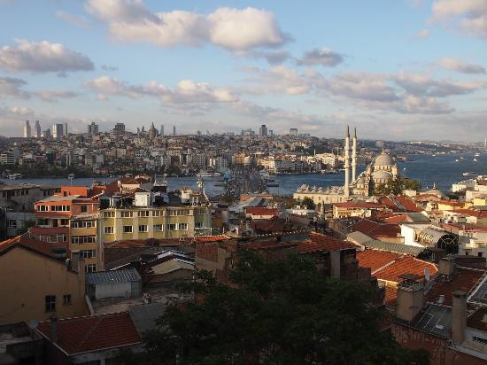 Istanbul Photo Tours - Day Tours: Secret rooftop