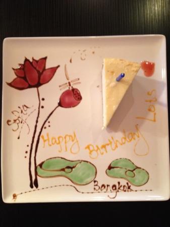 Bangkok Thai Cuisine: Birthday gift on the house
