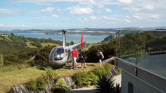 Within The Bays: Heli trips!