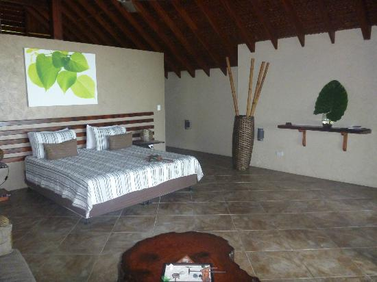 Lope Lope Lodge: The bungalow
