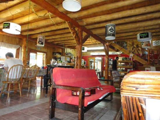 La Camorra Hostel: Comedor