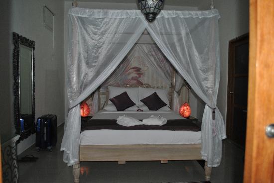 Bermimpi Bali Villas: camera Villa Orchid