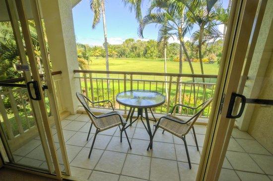 Paradise Links Resort Port Douglas: Balcony View