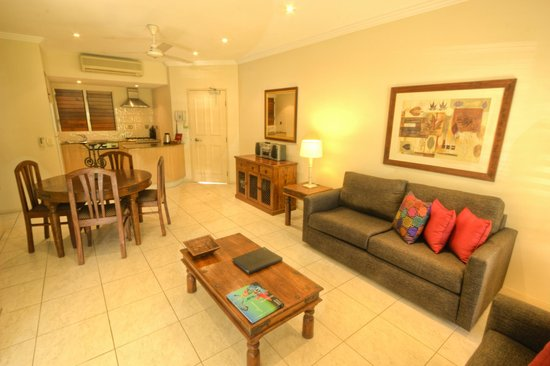 Paradise Links Resort Port Douglas : One Bed Apartment