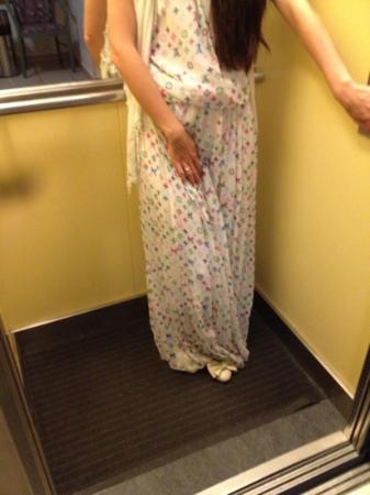 Hotel Terminus : лифт) на 3 Персоны))!!! так написано)