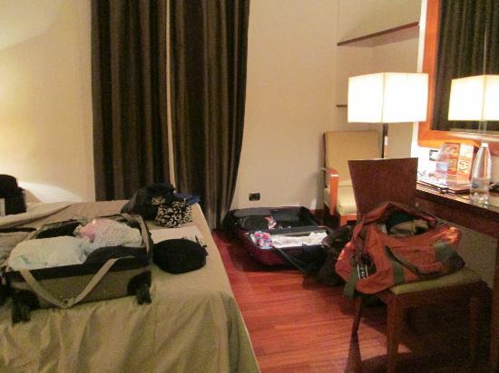 Hotel delle Nazioni: spacious superior double