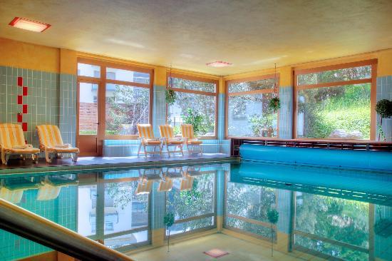 Sunstar Alpine Familienhotel Davos: Sunstar Familienhotel Davos - Pool Hallenbad