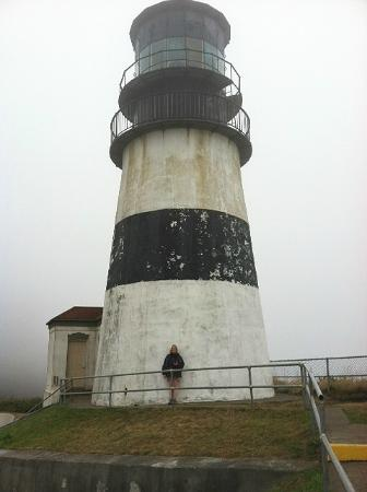 Ilwaco, Вашингтон: Cape Disappointment Lighthouse