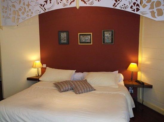 Tsilaosa Hotel and Spa: Une literie trés confotable, une deco chaleureuse!