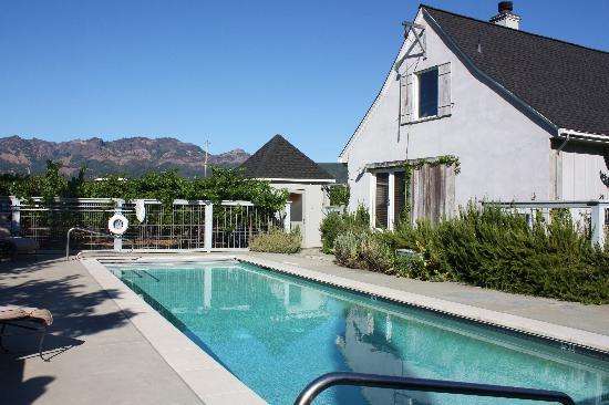 Chateau de Vie: Pool
