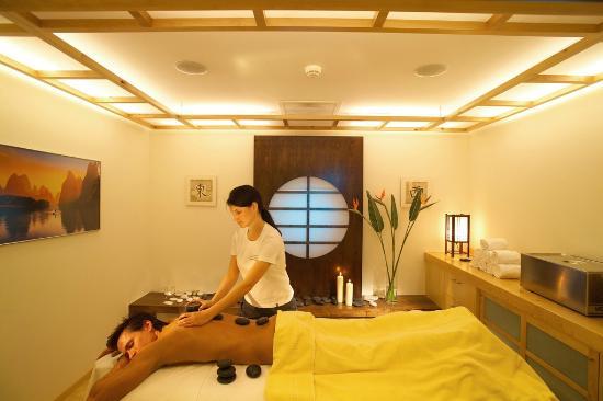 Sunstar Parkhotel Davos Wellness Massageraum Picture Of