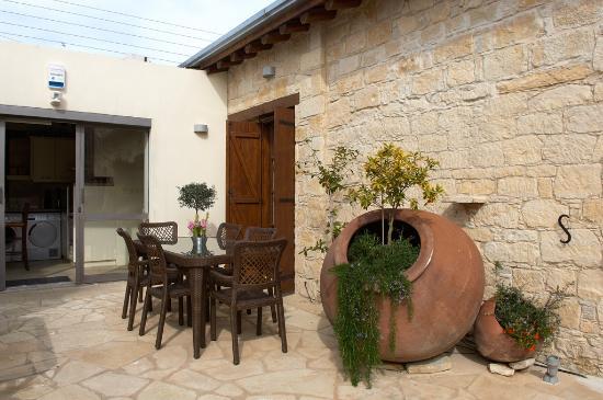 Arsorama Village Homes: Interior Garden