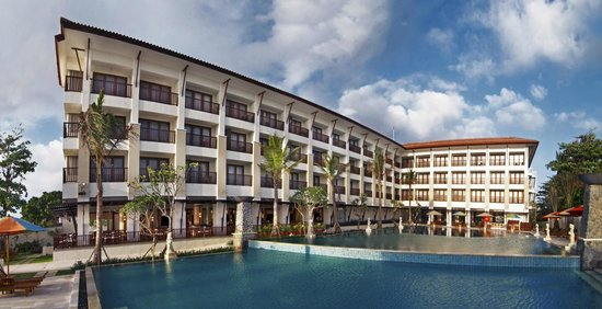 Bali Relaxing Resort & Spa: The Building 2