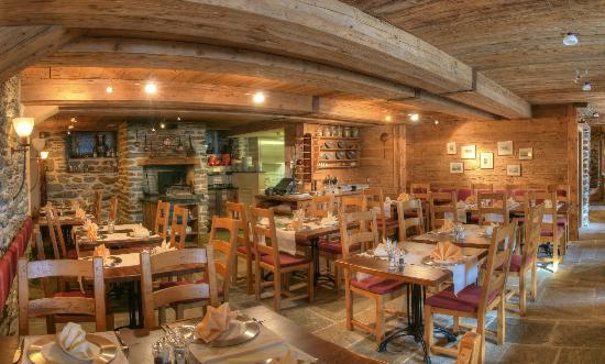 Sunstar Boutique Hotel Beau Site Saas Fee Restaurant