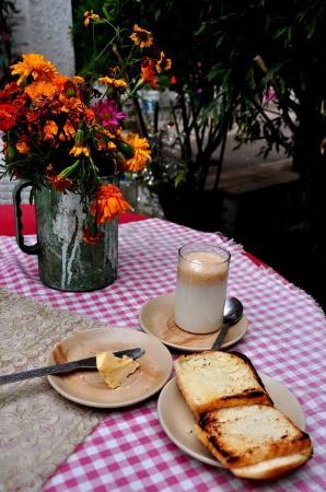Ree-yul Guest House: Breakfast