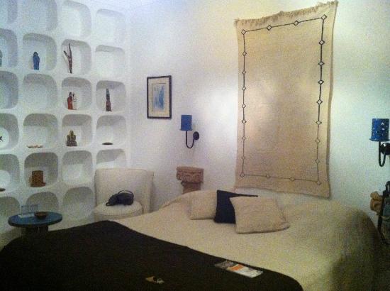 Riad Aladdin: Otra habitación.