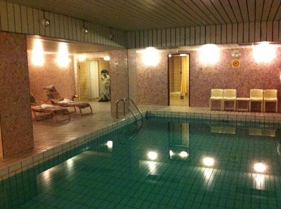 Radisson Blu Beke Hotel, Budapest: Piscina