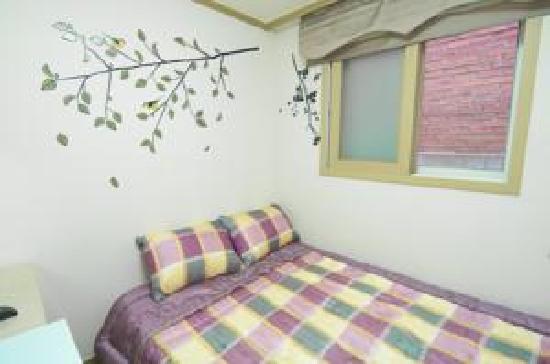 Dongdaemun 2C House : Room