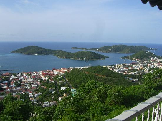 Mafolie Hotel: Charlotte Amalie - Right side
